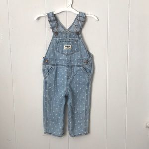 OshKosh B'gosh girls overalls
